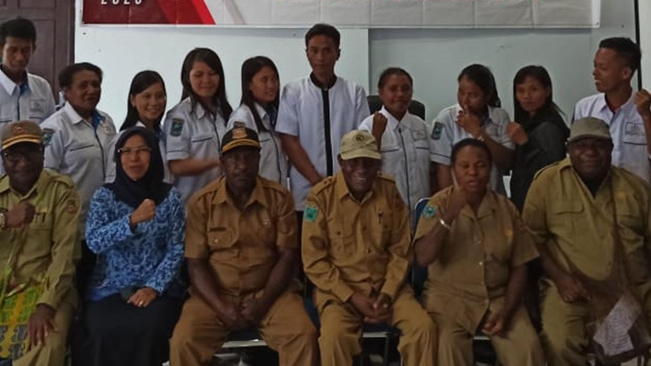 Dinkes Papua Barat Tugaskan 20 Tenaga Kesehatan pada 4 Peskesmas Pegaf