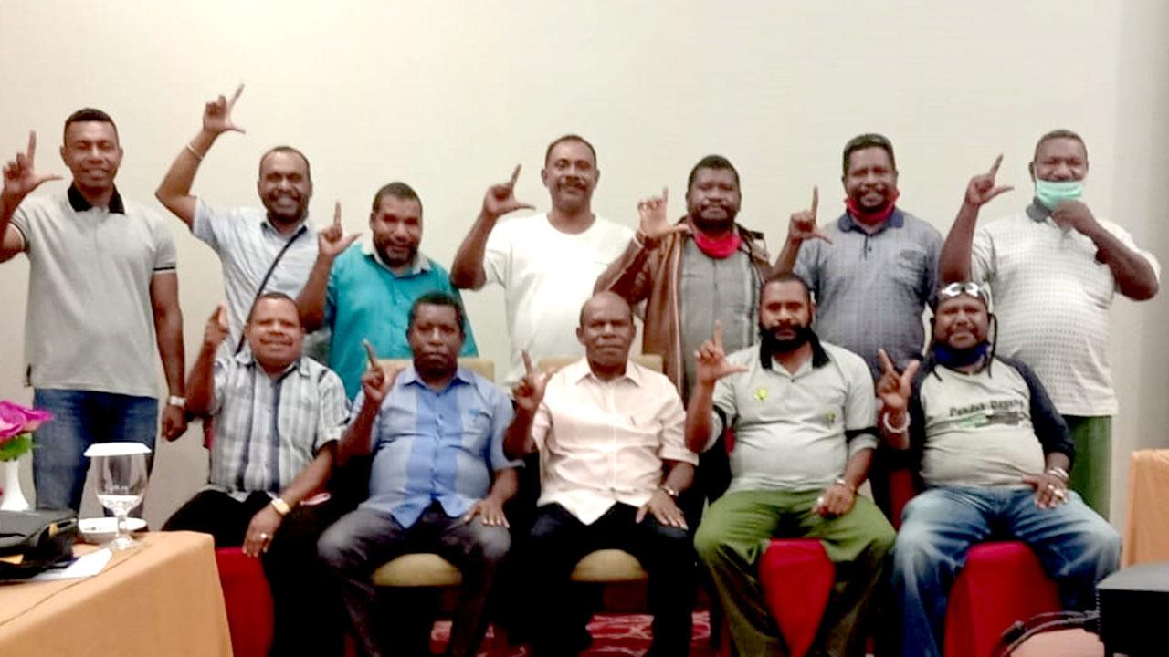 Sekda Pegaf Memotivasi 16 Peserta Diklat PIM III