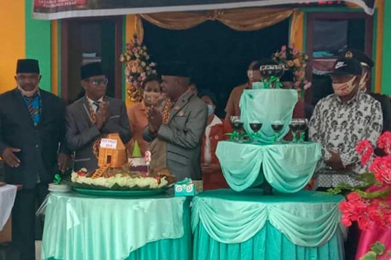 Kabupaten Pegaf Telah Memberikan Kontribusi Positif bagi Masyarakat