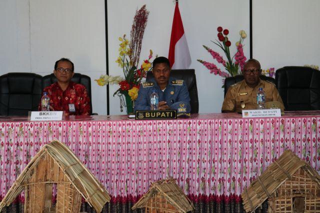BKKBN Ingin Masyarakat Papua Tumbuh Seimbang